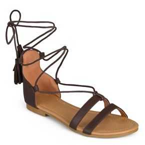 Journee Collection Amee ... Women's Sandals rmsJ17huK