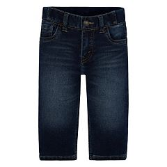 Baby Boy Levi's® Hamilton Deep Blue Knit Pull-On Pants