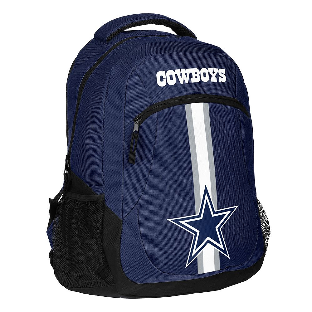 Forever Collectibles Dallas Cowboys Action Stripe Backpack