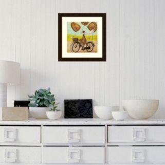 "Amanti Art ""Best Face Forward"" Framed Wall Art"