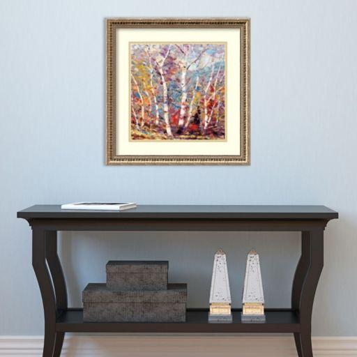 Amanti Art Birch Colors 2 Framed Wall Art