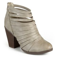 Journee Collection Arial Women's High Heel Ankle Boots