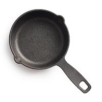 Food Network™ 5-in. Pre-Seasoned Cast-Iron Mini Skillet