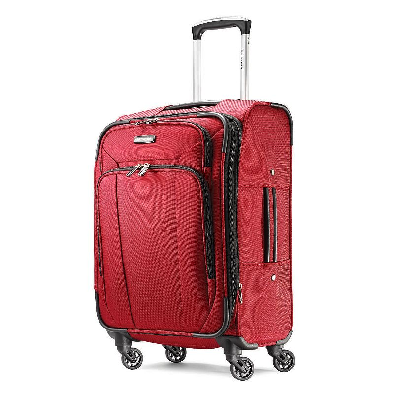 Samsonite Hyperspin 2 Spinner Luggage, Red - 91399-1726 - Suitcases