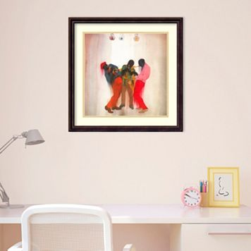 Amanti Art Jazz Framed Wall Art