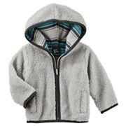 Toddler Boy  OshKosh B'gosh® Sherpa Zip Hoodie
