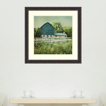 Amanti Art Blissful Country III Framed Wall Art