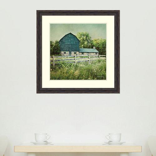 Amanti Art Blissful Country III Framed Wall Art