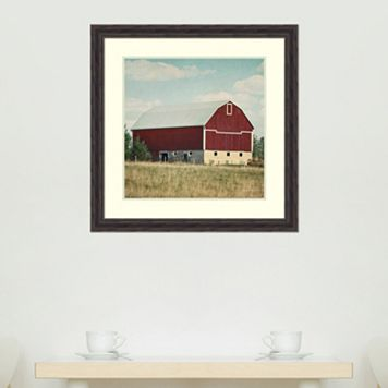Amanti Art Blissful Country VI Framed Wall Art