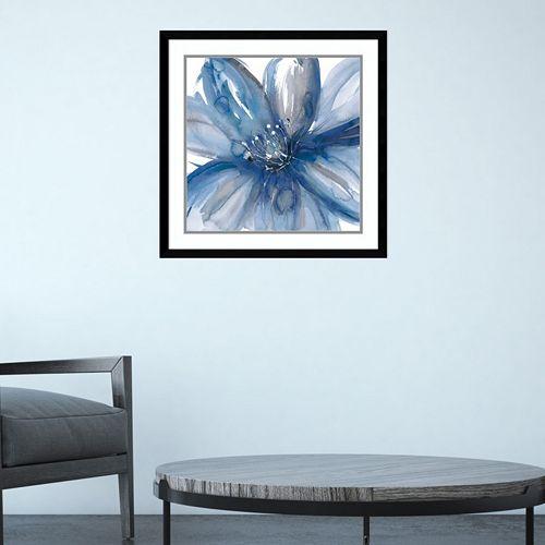 Amanti Art Blue Beauty I Framed Wall Art