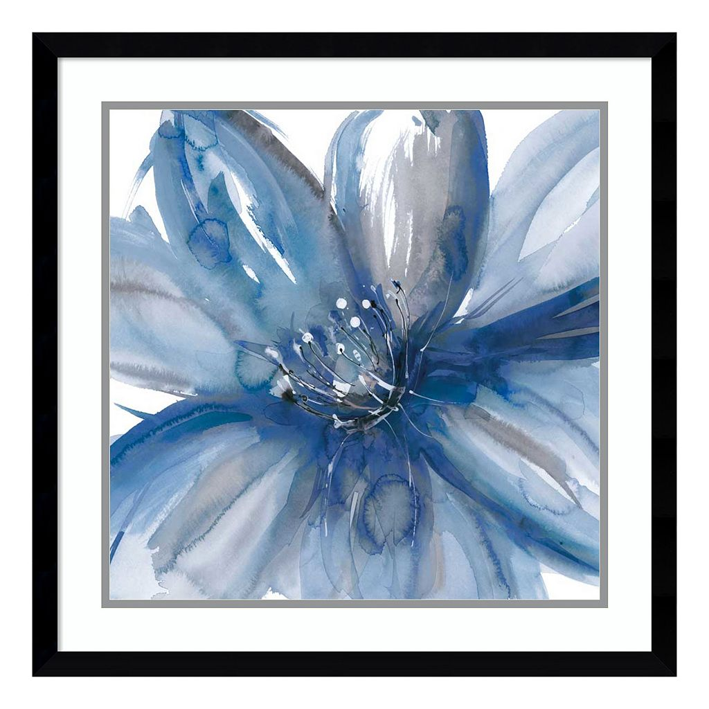 Amanti Art Blue Beauty I Framed Wall Art