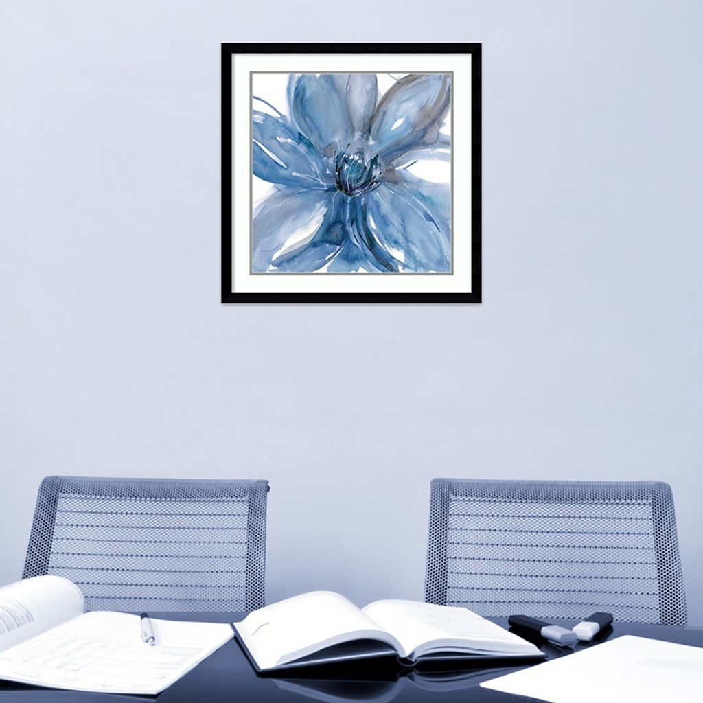 Amanti Art Blue Beauty II Framed Wall Art