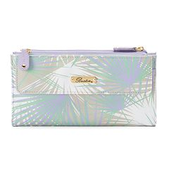 Buxton Tropical Palms Cosmopolitan Wallet