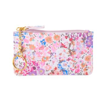 Buxton Wildflowers Pik-Me-Up Card Case