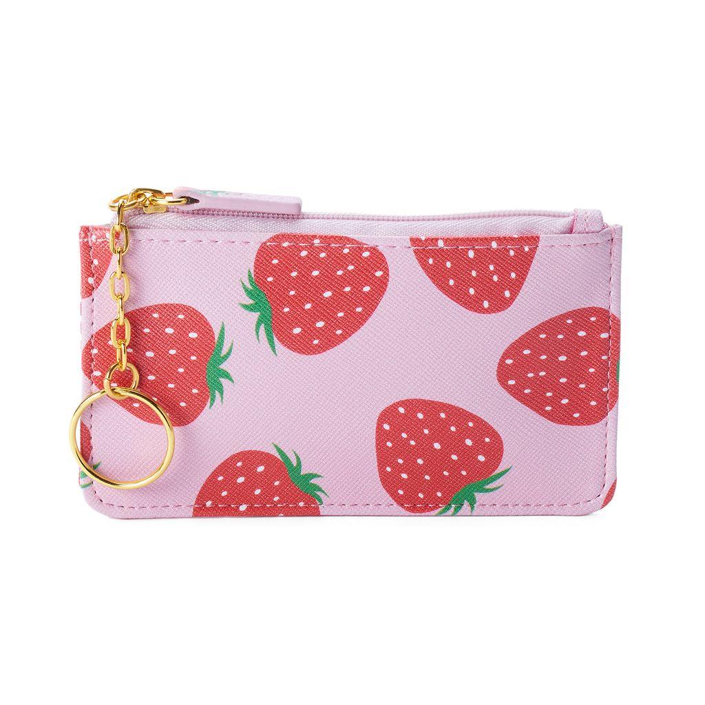Buxton Fruit Punch Pik-Me-Up Card Case