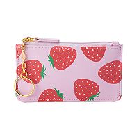 Buxton Fruit Punch Pik-Me-Up Card Case