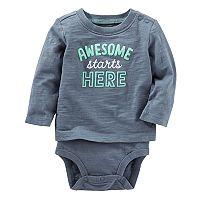Toddler Boy OshKosh B'gosh® Mock-Layer