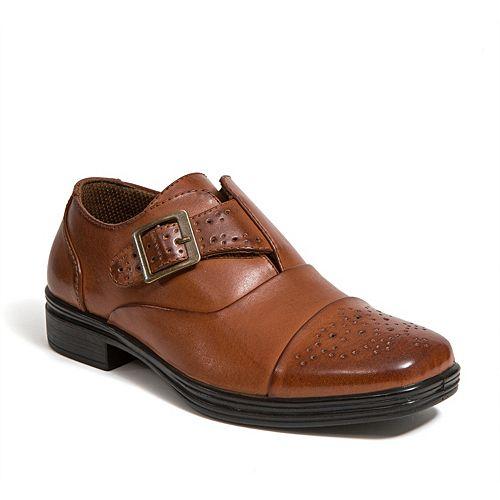 Deer Stags Semi Boys' Dress Shoes