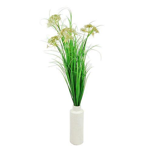 Designs by Lauren Artificial Grass Plant