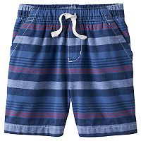 Toddler Boy Jumping Beans® Patriotic Striped Shorts