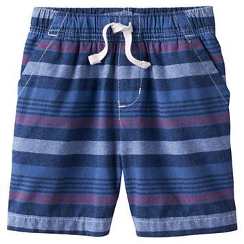 Toddler Boy Jumping Beans® Patriotic Striped Shorts