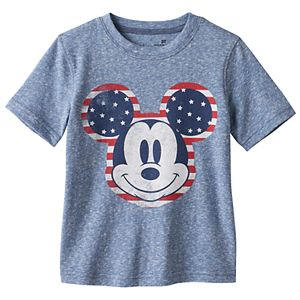 Disney's Mickey Mouse Toddler Boy U.S.A. Tee by Jumping Beans®