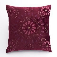 SONOMA Goods for Life™ Velvet Medallion Throw pillow