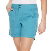 Women's Gloria Vanderbilt Maren Twill Shorts