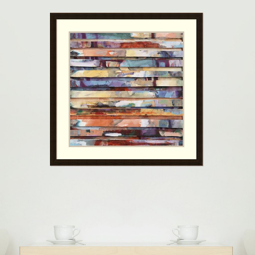 Amanti Art Bound IV Framed Wall Art
