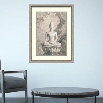 Amanti Art Buddha Framed Wall Art