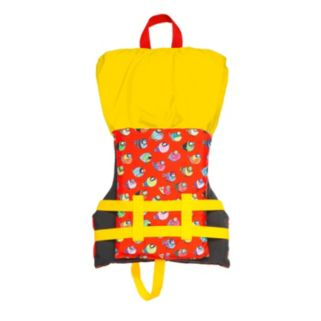 Airhead Crayon Fish Child Flotation Vest