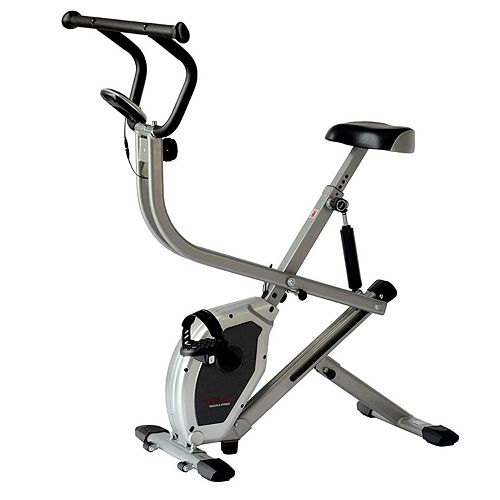 Sunny Health & Fitness Dual Action Rider Bike