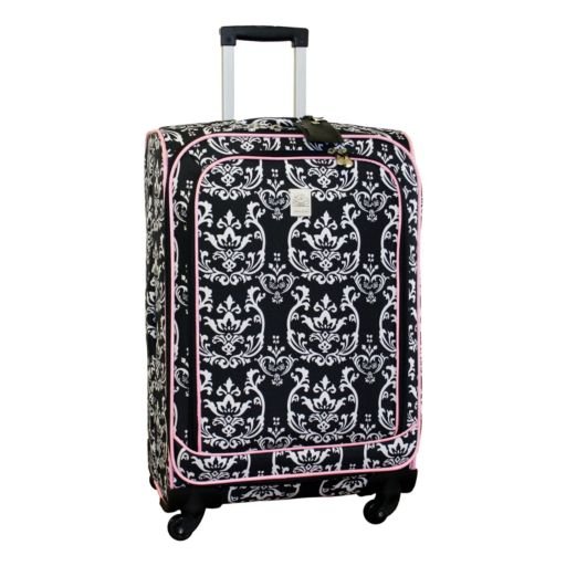Jenni Chan Damask 360 Quattro Spinner Luggage