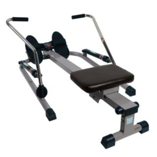 Sunny Health & Fitness 12-Level Resistance Rower