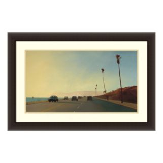 Amanti Art California Road Chronicles 16 Framed Wall Art