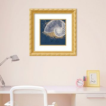 Amanti Art Calm Seas IX Framed Wall Art