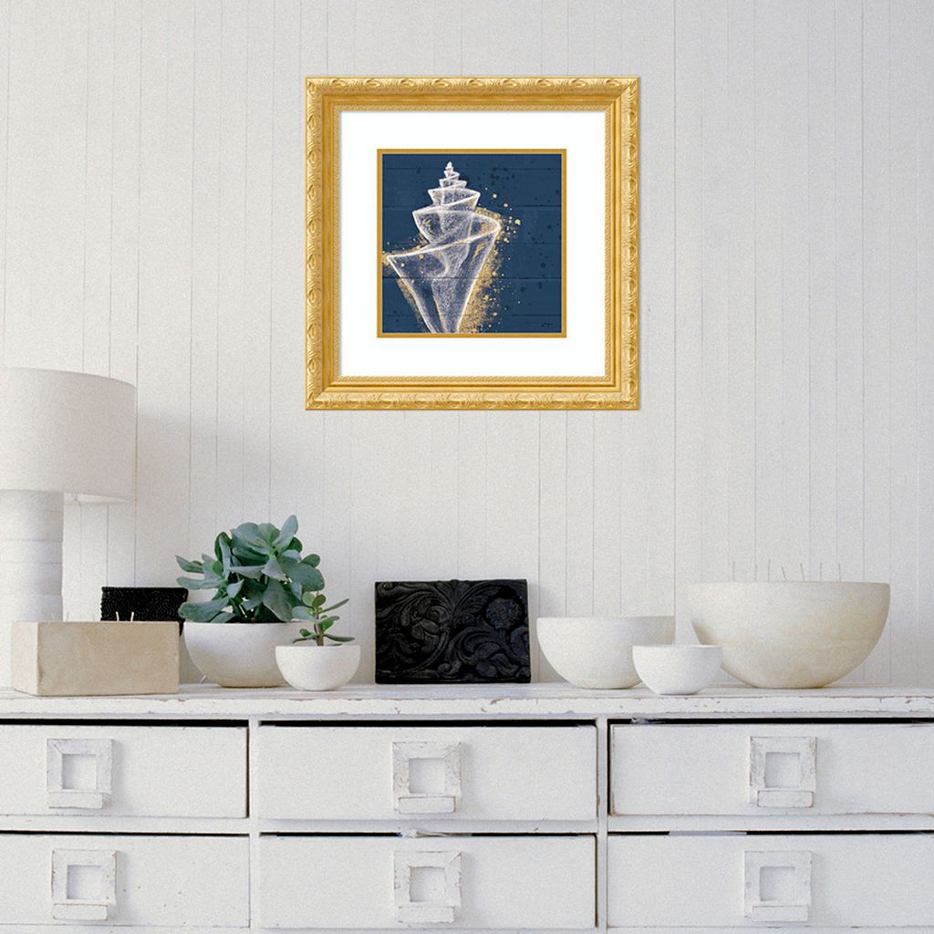 Amanti Art Calm Seas VIII Framed Wall Art