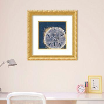 Amanti Art Calm Seas X Framed Wall Art