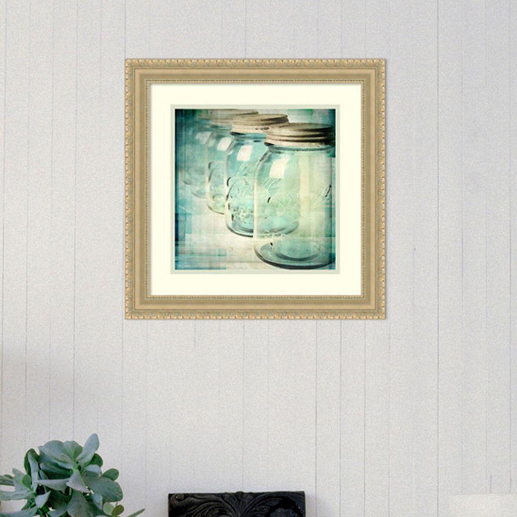 Amanti Art Canning Season V Framed Wall Art