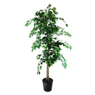 Designs by Lauren Traditional Artificial Ficus Tree