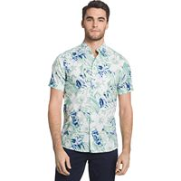 Men's IZOD Dockside Classic-Fit Button-Down Shirt