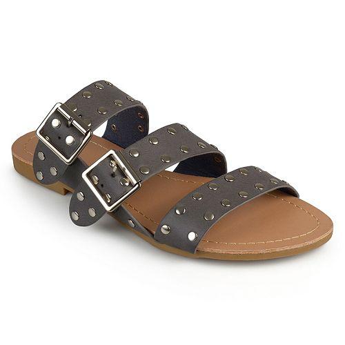 Journee Collection Darby ... Women's Sandals 2ShDjni56d