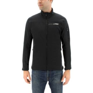 Men's adidas Outdoor Terrex Stockhorn Performance Fleece Jacket