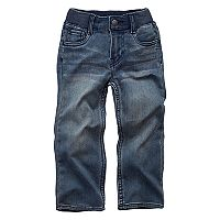 Toddler Boy Levi's Knit Light Wash Pull On Jeans