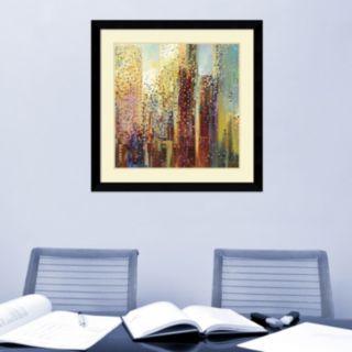 Amanti Art City Daybreak Framed Wall Art