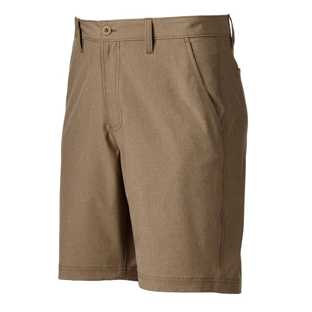 Men's Croft & Barrow® Classic-Fit Stretch Hybrid Shorts