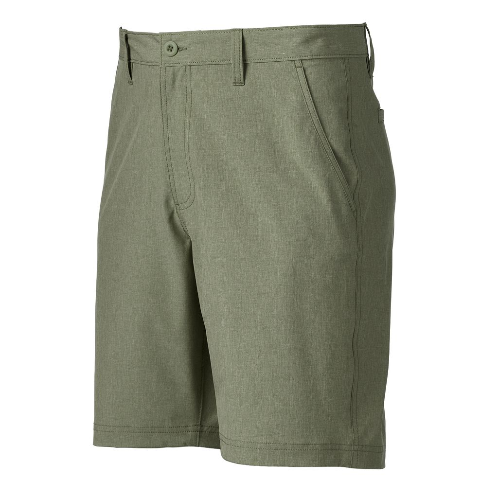 Men's Croft & Barrow® Classic-Fit Stretch Hybrid Shorts