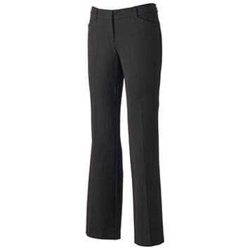 Juniors' Joe B Twill Bootcut Pants