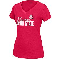 Women's Ohio State Buckeyes Favorite Tee