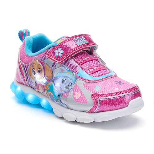 Toddler Size  Light Up Shoes